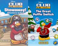 The Disney Club Penguin: Pick Your Path Publication Order Book Series By  Tracey  West