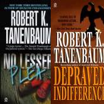 The Butch Karp Publication Order Book Series By  Robert K Tanenbaum