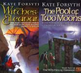 The The Witches of Eileanan Publication Order Book Series By  Kate  Forsyth