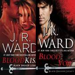 The Black Dagger Legacy Publication Order Book Series By  J R Ward