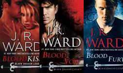 The Black Dagger Legacy Publication Order Book Series By  J R Ward