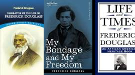The The Autobiographies Publication Order Book Series By  Frederick  Douglass