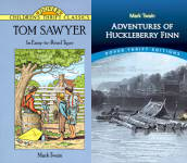 The Adventures of Tom and Huck Publication Order Book Series By
