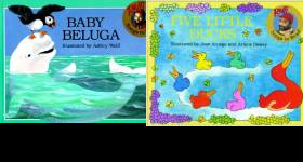 The Raffi Songs to Read Publication Order Book Series By