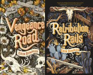 The Vengeance Road Publication Order Book Series By