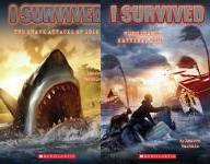 The I Survived Publication Order Book Series By  Lauren  Tarshis