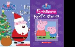 The Peppa Pig Publication Order Book Series By