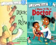 I Can Read Level 1 Book Series