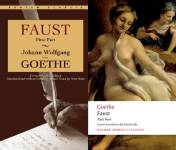 The Goethe's Faust Publication Order Book Series By  Johann Wolfgang VonGoethe
