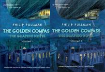 The Golden Compass Graphic Book Series