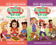 The Phoebe G. Green Publication Order Book Series By  Veera  Hiranandani