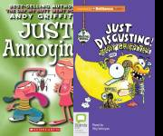 The Just Publication Order Book Series By  Andy  Griffiths