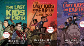 The Last Kids on Earth Publication Order Book Series By  Max  Brallier