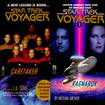 Star Trek: Voyager Book Series