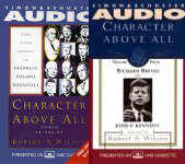 Character Above All Book Series