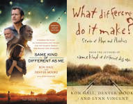 The Same Kind of Different as Me Publication Order Book Series By  Ron  Hall