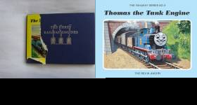 The The Railway Publication Order Book Series By  Wilbert Vere Awdry