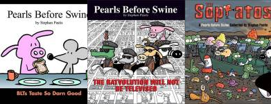 The Pearls Before Swine Publication Order Book Series By  Stephan  Pastis