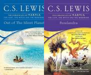 The The Space Trilogy Publication Order Book Series By  C S Lewis