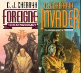 Foreigner Book Series