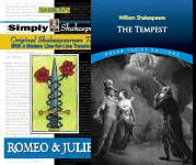 The Easy Reading Old World Literature Publication Order Book Series By  William  Shakespeare