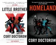 The Little Brother Publication Order Book Series By  Cory  Doctorow