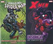 Marvel Complete Epic Book Series