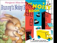 The Noisy Books Publication Order Book Series By  Margaret Wise Brown