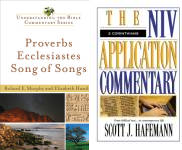 The New International Biblical Commentary Publication Order Book Series By