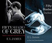 The Fifty Shades Publication Order Book Series By  E L James