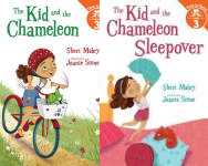 The Kid and the Chameleon Book Series