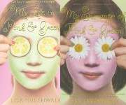 The Pink & Green Publication Order Book Series By  Lisa  Greenwald