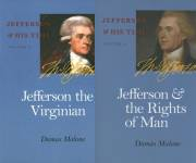 Jefferson and His Time Book Series