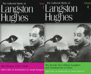 The The Collected Works of Langston Hughes Publication Order Book Series By  Langston  Hughes