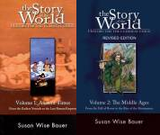 The The Story of the World Publication Order Book Series By  Susan Wise Bauer