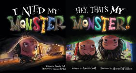 I Need My Monster Book Series