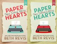 The Paper Hearts Publication Order Book Series By  Beth  Revis