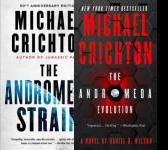 The Andromeda Publication Order Book Series By  Michael Bedford Crichton