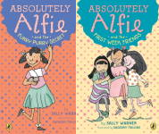 The Absolutely Alfie Publication Order Book Series By  Sally  Warner