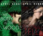 The Point Last Seen Publication Order Book Series By  April  Henry
