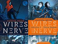 The Wires and Nerve Publication Order Book Series By  Marissa  Meyer