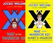 The Way of the Warrior Kid Publication Order Book Series By  Jocko  Willink