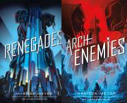 The Renegades Publication Order Book Series By  Marissa  Meyer