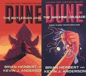 The Dune Universe Publication Order Book Series By  Herbert  Frank