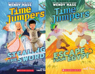 Time Jumpers Book Series