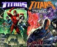 The Titans (2008) Publication Order Book Series By  Judd  Winick