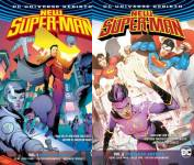 The New Super-Man Publication Order Book Series By  Gene Luen Yang