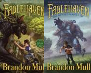 The Fablehaven Publication Order Book Series By  Brandon  Mull