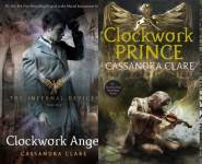 The The Infernal Devices Publication Order Book Series By  Cassandra  Clare