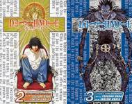 The Death Note Publication Order Book Series By  Tsugumi  Ohba
